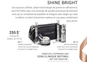 Promotion Noel 2019 - G.M Collin : Shine Bright
