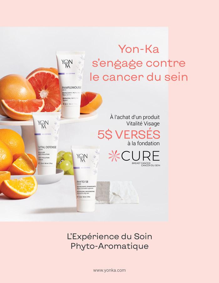 Yon Ka Cure Cancer 2021